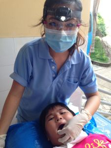 A week spent in Can Tho, a village in South Vietnam providing dental work to underprivileged children. July 2014.